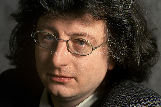 Peter Esterhazy,  Hungarian writer in 1990.
