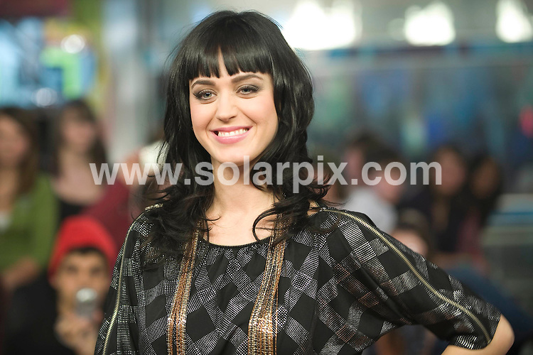 **ALL ROUND PICTURES FROM SOLARPIX.COM**.**SYNDICATION RIGHTS FOR UK, SPAIN, PORTUGAL, AUSTRALIA, S.AFRICA & DUBAI (U.A.E) ONLY**.Katy Perry Visits MuchOnDemand. at CTV Queen Street Headquarters, Toronto, Canada. 15th December 2008..This pic: Katy Perry..JOB REF: 8163 PHZ (Wong)   DATE: 15_12_2008.**MUST CREDIT SOLARPIX.COM OR DOUBLE FEE WILL BE CHARGED* *UNDER NO CIRCUMSTANCES IS THIS IMAGE TO BE REPRODUCED FOR ANY ONLINE EDITION WITHOUT PRIOR PERMISSION*