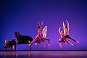 Juilliard Dance present a triple bill as part of the Edinburgh International Festival, at the Playhouse. Picture shows a scene from THE WALDSTEIN SONATA. Dancers are: Lois Alexander,.Molly Griffin, Julia Headley, Michelle Carter, Tyler Phillips, Maximilian Cappelli-King, John Harnage, Corwin Barnette.