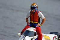 Vince Voisin, #23 (SST-120 class)
