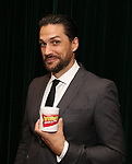Will Swenson during the WAKEUP with BWW shoot at the Rehearsal for the Barrington Stage Company production of 'The Royal Family of Broadway', the new musical by William Finn and Rachel Sheinken, at Ripley Grier Studios on May 11, 2018 in New York City.