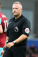 Referee Jon Moss  during the Premier League match between Everton and Burnley at Goodison Park on October 1st 2017 in Liverpool, England. Arbitre<br /> Calcio Everton - Burnley Premier League <br /> Foto Phcimages/Panoramic/insidefoto