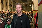 07.02.2019, Alte Werft, Bremen, GER, 1.FBL, 120 Jahre SV Werder Bremen - 120 Jahre Lauter - das Konzert<br /> <br /> im Bild<br /> Florian Kohfeldt (Trainer SV Werder Bremen), <br /> <br /> Der Fussballverein SV Werder Bremen feiert sein 120-jähriges Bestehen. In der Alten Werft Bremen findet anläßlich des Jubiläums ein Konzert für Fans statt. <br /> <br /> Foto © nordphoto / Ewert