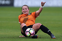 Katie Wilkinson of London Bees during London Bees vs Sheffield FC Ladies, FA Women's Super League FA WSL2 Football at the Hive Stadium on 12th May 2018