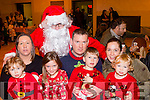 Christmas presents<br /> --------------------------<br /> Santa showed up to the Farronfour Development association 5th annual Christmas party in the Community centre last Sunday afternoon, present were L-R Brid, Rose, Evelyn, Dan&amp;David Ahern with Helen&amp;Tom Howie.