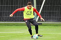 Simon Falette (Eintracht Frankfurt) - 10.10.2017: Eintracht Frankfurt Training, Commerzbank Arena
