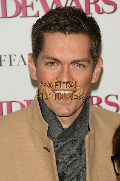 """STEVE HOWEY.New York Premiere of """"Bride Wars"""".at the AMC Loews Lincoln Square Cinemas, New York, NY, USA..January 5th, 2009.headshot portrait mouth open .CAP/LNC/TOM.©TOM/LNC/Capital Pictures."""