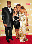 Rodney Peete,Holly Robinson Peete & daughter at The 3rd Annual CNN Heroes: An All-Star Tribute held at The Kodak Theatre in Hollywood, California on November 21,2009                                                                   Copyright 2009 DVS / RockinExposures