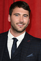 Jacob Roberts<br /> arriving for The British Soap Awards 2019 at the Lowry Theatre, Manchester<br /> <br /> ©Ash Knotek  D3505  01/06/2019