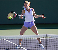 CAMILA GIORGI (ITA)<br /> <br /> Tennis - BNP PARIBAS OPEN 2015 - Indian Wells - ATP 1000 - WTA Premier -  Indian Wells Tennis Garden  - United States of America - 2015<br /> &copy; AMN IMAGES