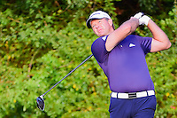 Retief Goosen (ZAF) watches his tee shot on 3 during round 1 of the Honda Classic, PGA National, Palm Beach Gardens, West Palm Beach, Florida, USA. 2/23/2017.<br /> Picture: Golffile | Ken Murray<br /> <br /> <br /> All photo usage must carry mandatory copyright credit (&copy; Golffile | Ken Murray)
