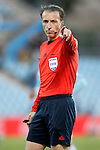 Spanish referee Fernandez Borbalan during La Liga match. February 27,2016. (ALTERPHOTOS/Acero)
