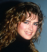Brooke Shields 1992<br /> Photo By John Barrett/PHOTOlink.net