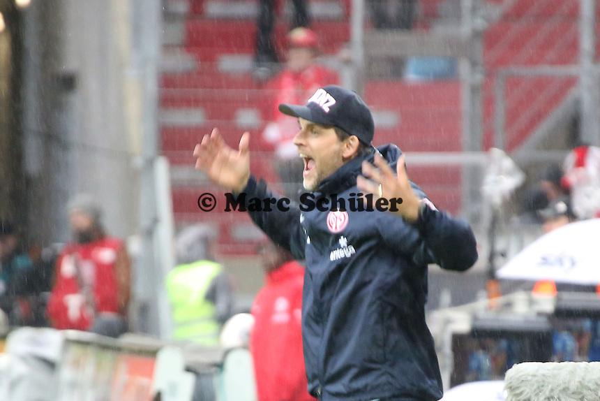 - 1. FSV Mainz 05 vs. TSG 1899 Hoffenheim, Coface Arena, 8. Spieltag