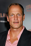 "HOLLYWOOD, CA. - September 23: Woody Harrelson arrives at the Los Angeles premiere of ""Zombieland"" at Grauman's Chinese Theatre on September 23, 2009 in Hollywood, California."