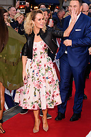 Amanda Holden &amp; David Walliams at the London auditions for Britain's Got Talent 2018 at the London Palladium, London, UK. <br /> 28 January  2018<br /> Picture: Steve Vas/Featureflash/SilverHub 0208 004 5359 sales@silverhubmedia.com
