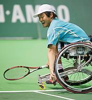 14-02-13, Tennis, Rotterdam, ABNAMROWTT, Shingo Kunieda