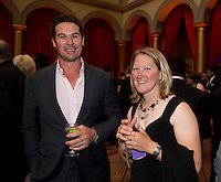 Siri Mullinix. US Soccer held their Centennial Gala at the National Building Museum in Washington DC.