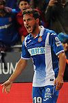 League Santander 2017-2018 - Game: 4.<br /> RCD Espanyol vs Celta: 2-1.<br /> Juan Pablo Piatti.