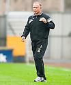 Caley manager John Hughes.