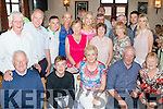 Sixty and Fab<br /> ------------------<br /> Catherine Guerin, Ballyheigue, seated centre, had a great evening celebrating her 60th birthday in Kate Browne's Ardfert last Saturday along with many friends and family.