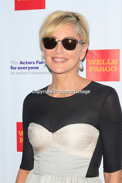 LOS ANGELES - JUN 7: Sharon Stone at the Actors Fund's 19th Annual Tony Awards Viewing Party at the Skirball Cultural Center on June 7, 2015 in Los Angeles, CA