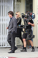Knight of Cups - Movie set - Los Angeles