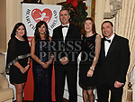 Lesley Osborne, Doreen and Brendan Healy, Margaret and Martin Rogers and the Heart Children Ireland Gala Ball in Darver Castle. Photo:Colin Bell/pressphotos.ie