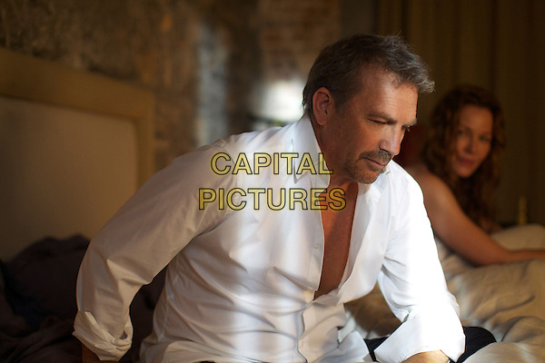 Kevin Costner &amp; Connie Nielsen <br /> in 3 Days to Kill (2014) <br /> *Filmstill - Editorial Use Only*<br /> CAP/FB<br /> Image supplied by Capital Pictures