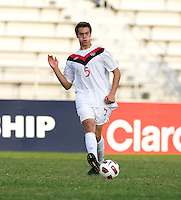 Daniel Stanese. Canada played Panama during the CONCACAF Men's Under 17 Championship at Catherine Hall Stadium in Montego Bay, Jamaica.
