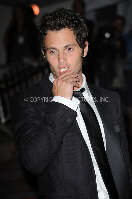 WWW.ACEPIXS.COM . . . . . ....May 4 2009, New York City....Penn Badgley arriving at 'The Model as Muse: Embodying Fashion' Costume Institute Gala at The Metropolitan Museum of Art on May 4, 2009 in New York City.....Please byline: KRISTIN CALLAHAN - ACEPIXS.COM.. . . . . . ..Ace Pictures, Inc:  ..tel: (212) 243 8787 or (646) 769 0430..e-mail: info@acepixs.com..web: http://www.acepixs.com