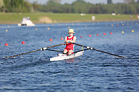 Race: 81  Event: J15 1x  C Final<br /> <br /> Junior Sculling Regatta 2018<br /> <br /> To purchase this photo, or to see pricing information for Prints and Downloads, click the blue 'Add to Cart' button at the top-right of the page.