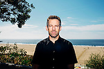 Sam Harris poses for a portrait in Santa Monica, California October 23, 2015.
