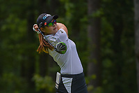 Jihyun Kim (KOR) watches her tee shot on 2 during round 1 of the U.S. Women's Open Championship, Shoal Creek Country Club, at Birmingham, Alabama, USA. 5/31/2018.<br /> Picture: Golffile | Ken Murray<br /> <br /> All photo usage must carry mandatory copyright credit (&copy; Golffile | Ken Murray)