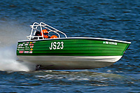 "JS-23 ""Kryptonite""           (Jersey Speed Skiff(s)"