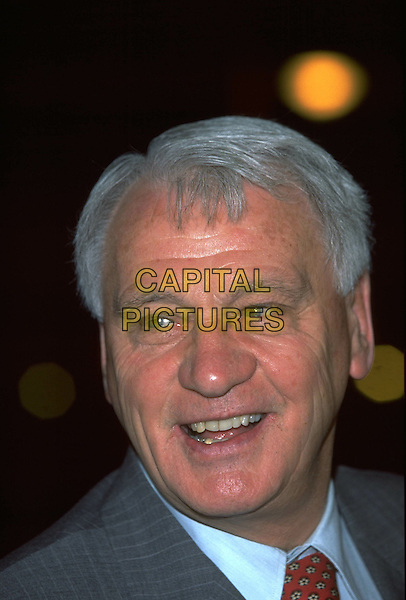 BOBBY ROBSON.football manager headshot portrait.SALES REF: 10258.INTERNAL REF: 4500/65/JM.Ref: JM.www.capitalpictures.com.sales@capitalpictures.com.©James McCauley/Capital Picturesc