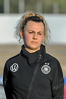 20200307  Lagos , Portugal : German midfielder Lena Lattwein (26) pictured during the female football game between the national teams of Germany and Norway on the second matchday of the Algarve Cup 2020 , a prestigious friendly womensoccer tournament in Portugal , on saturday 7 th March 2020 in Lagos , Portugal . PHOTO SPORTPIX.BE | STIJN AUDOOREN
