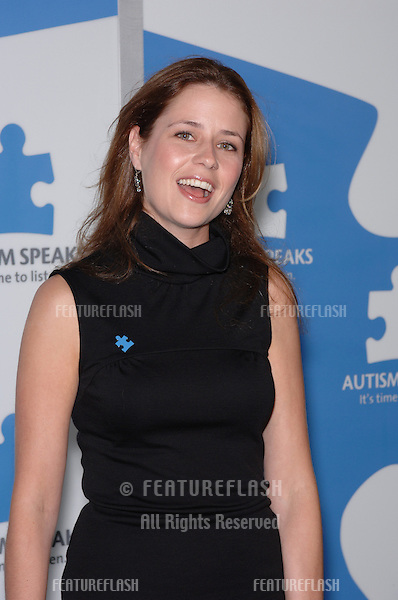 "Actress JENNA FISCHER at ""One Night Only: A Concert for Autism Speaks"" Gala at the Kodak Theatre, Hollywood..September 24, 2005  Los Angeles, CA..© 2005 Paul Smith / Featureflash"
