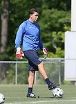 Goalkeeping coach Phil Wheddon on Saturday, May 20th, 2006 at SAS Soccer Park in Cary, North Carolina. The United States Men's National Soccer Team held a training session as part of their preparations for the upcoming 2006 FIFA World Cup Finals being held in Germany.