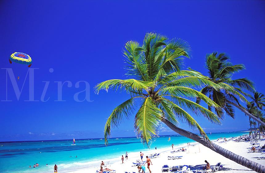 Dominican Republic. Bavaro Beach