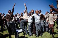 South Africa - School Feeding '11