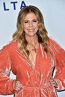 LOS ANGELES, CA. February 08, 2019: Rita Wilson at the 2019 MusiCares Person of the Year Gala honoring Dolly Parton at the Los Angeles Convention Centre.<br /> Picture: Paul Smith/Featureflash
