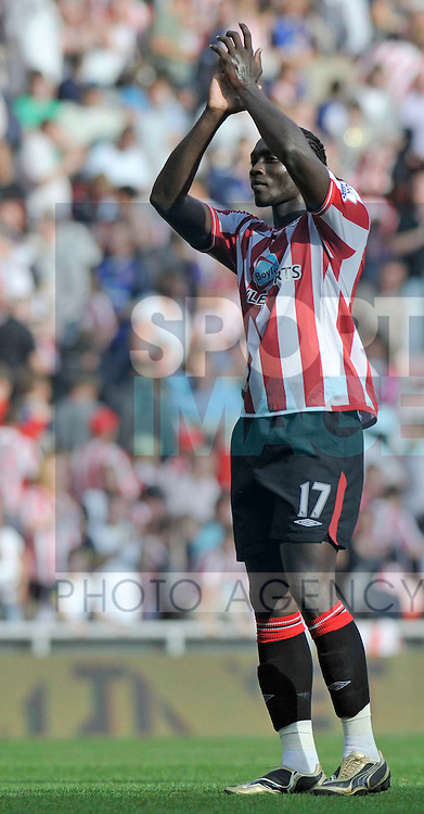 Sunderland's Kenwyne Jones.