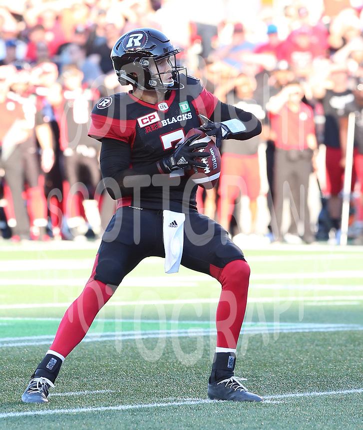 Trevor Harris Ottawa RedBlacks-8july2017-Photo: Scott Grant
