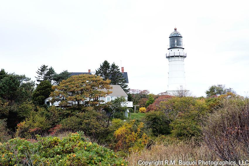 Cape Elizabeth Lighthouse (Twin Lights)