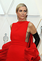 09 February 2020 - Hollywood, California - Kristen Wiig. 92nd Annual Academy Awards presented by the Academy of Motion Picture Arts and Sciences held at Hollywood & Highland Center. Photo Credit: AdMedia