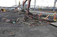 Work Progress February 2012 | New Haven Rail Yard New Independent Wheel True Facility