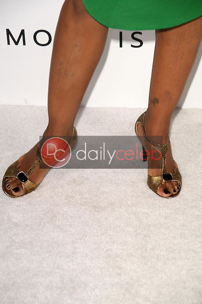 Garcelle Beauvais's shoes<br />