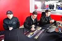 #4 CORVETTE RACING (USA) CORVETTE C7R GTLM OLIVER GAVIN (GBR) TOMMY MILNER (USA) MARCEL FASSLER (CHE)