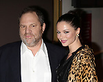 Harvey Weinstein &amp; Georgina Chapman<br />